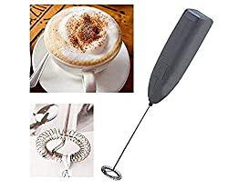 Hongxin Electric Handheld Milk Wand Mixer Frother For Latte Coffee Hot Milk Hand Blender