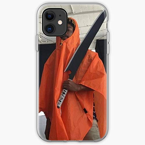 Lil Gothboiclique Tracy Peep Gbc Rip - Unique Design Snap Phone Case Cover for iPhone 11, iPhone 11 Pro, iPhone XR, Samsung Galaxy