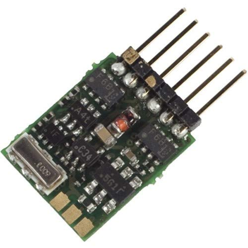 LENZ Gold Decoder mini Spur N 10411-01 6 polig NEU