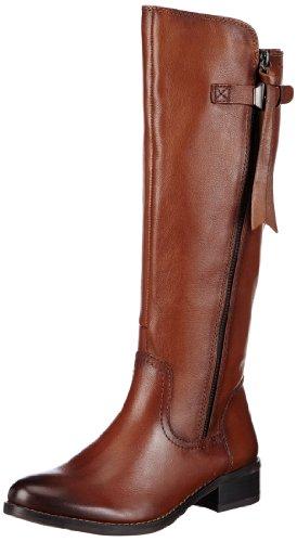 Tamaris Damen Cowboy Stiefel, Braun (Muscat 945), 37 EU