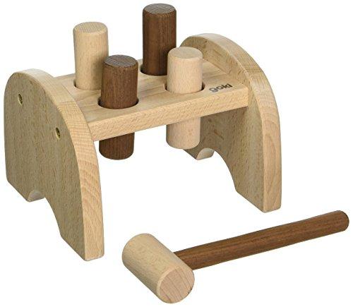 Goki 58569 Spielzeugset Hammerbank