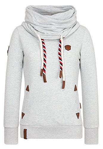 Naketano Damen Sweater Reorder Sweater