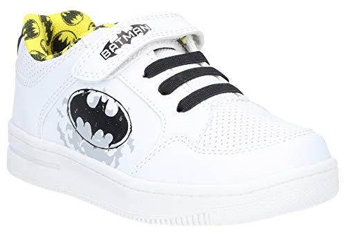 Leomil Boys Batman Low Lightweight Casual Plimsoll Shoes
