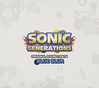 SONIC GENERATIONS ORIGINAL SOUNDTRACK: BLUE BLUR(3CD) by Game Music (2012-01-11)