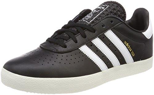 ADIDAS 350 Cq2779, Zapatillas Hombre, Negro (Core Black/Footwear White/Off White 0), 43 1/3 EU