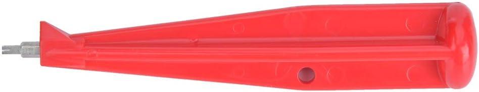 Jeanoko Multifunctional Overseas parallel import regular item Wear Resistance Punch Tool Red Mail order Down High