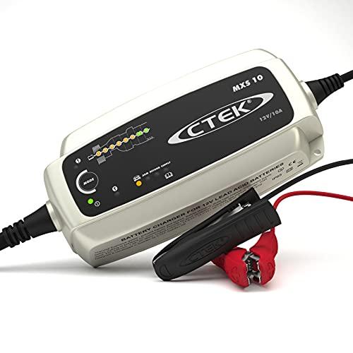 CTEK MXS 10 Vollautomatisches Bild