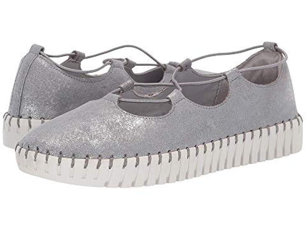 エンドテーブル雷雨強風[スケッチャーズ] レディーススニーカー?靴?シューズ Sepulveda Boulevard - Tread With Me Gray US 10 (27cm) B - Medium [並行輸入品]
