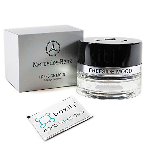 Boxiti Genuine Freeside Mood Car Air Freshener - Interior Cabin Atomizer Fragrances for Mercedes C E GLC GLE CLS S Class, Suitable for Cars Equipped Air Balance Package (P21)