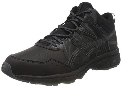 ASICS 1131A056-001_41,5, Zapatillas para Correr Hombre, Negro, 41.5 EU