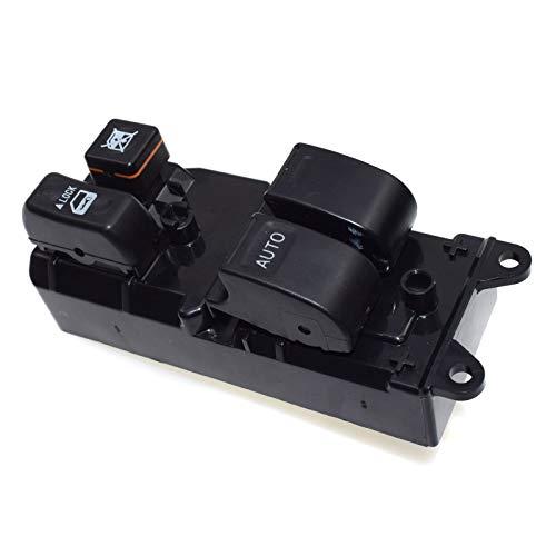 KUANGQIANWEI Botonera elevalunas Desde 84.820 hasta 10.100 Ventana de energía Interruptor Principal for los Toyota Land Cruiser en Forma for el Ajuste for Hilux en Forma for el Yaris