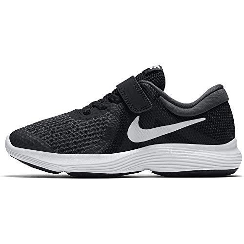 Nike Jungen Revolution 4 (PSV) Laufschuhe, Schwarz (Black/White-Anthracite 006), 27.5 EU