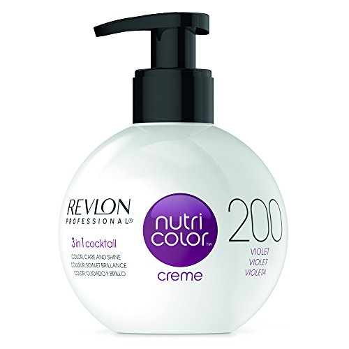 REVLON PROFESSIONAL Nutri Color Creme 200 Violet (270 ml)