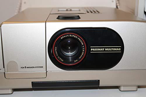 Braun-Nuernberg 250 S -AF Diaprojektor