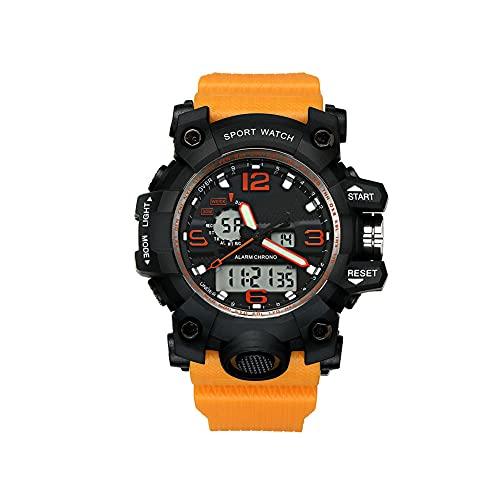 Hainice Función Deportes para Hombre Relojes Inteligentes Reloj de Pulsera Digital Multi Impermeable de los Relojes útil Duradera