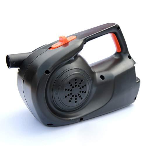 CALALEIE AC 12V 100W Bomba de neumático de coche recargable de alta...