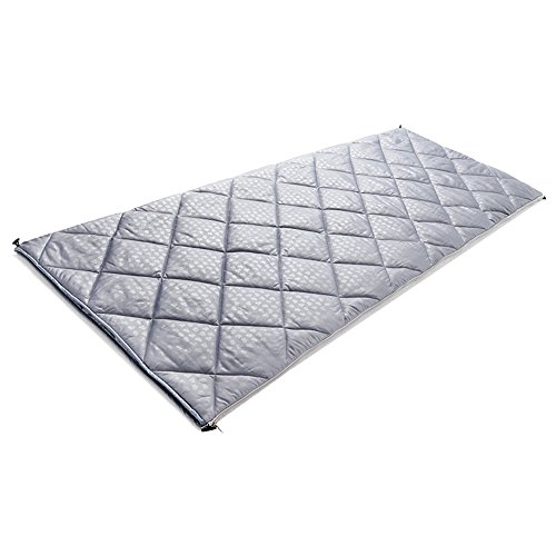 QFFL shuidai Sac de Couchage enveloppe/épissable / imperméable/Doublure de Sac de Couchage/extérieur Sac de Couchage rectangulaire en Coton Multifonctionnel (185 * 75cm)