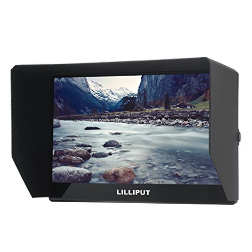 "Lilliput A12 Monitor DSLR Camera 12.5"" 4K HDMI 3G-SDI 3840X2160 Monitor for Sony FS5 FS7 F5 F55..."