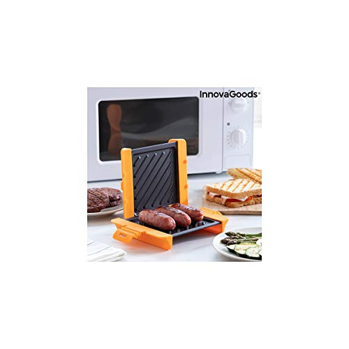 Grill para Microondas Grillet