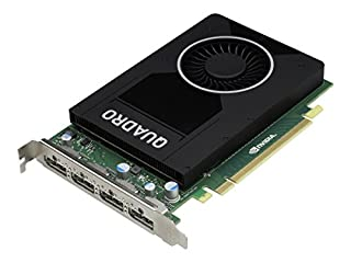 PNY Quadro M2000 Carte Graphique Nvidia GM206 796 MHz 4 Go PCI Express 3.0 x 16 (B01ELL2FTC) | Amazon price tracker / tracking, Amazon price history charts, Amazon price watches, Amazon price drop alerts