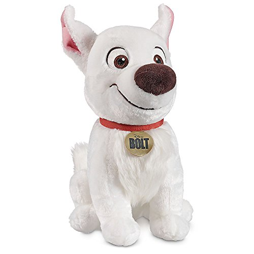 Disney Bolt Plush - 14 Inch