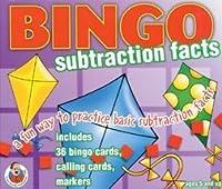 Carson-Dellosa 数学ビンゴゲーム 減算