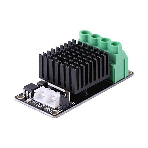 Stampante 3D Regolatore di Riscaldamento MKS MOSFET per Heatbed Estrusore MOS Modulo Superare 30A Supporto Grande Corrente