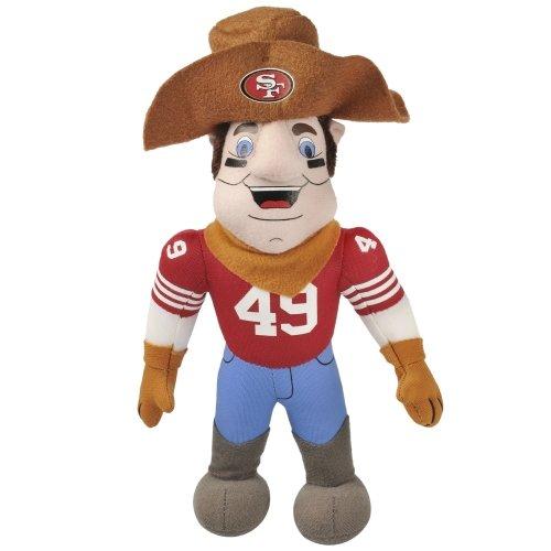 NFL Football San Francisco 49ERS Plush Mascot/peluche