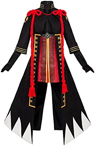 Karnestore FGO Fate Gründ Order Alter Okita Souji Outfit Cosplay Kostüm Ma fertigung