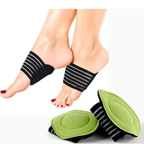 FASCITIS PLANTAR | Plantilla Acolchada. Soporte de Arco. Tratamiento Fascia Plantar. Alivia el Dolor y Mejora la Postura. Resistente y Cómoda.