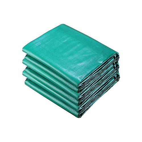 Lonas Impermeable Pergola 4mX10m/13x33feet, Lona De PVC Reforzada con Ojales A Prueba De Lluvia Resistente A La Intemperie Carpa Exterior De PVC para Barcos, Remolques, Piscinas