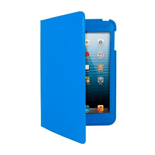 iHome IH-IM1102N Slim Fitted Folio Case for iPad mini with Retina Display, Blue