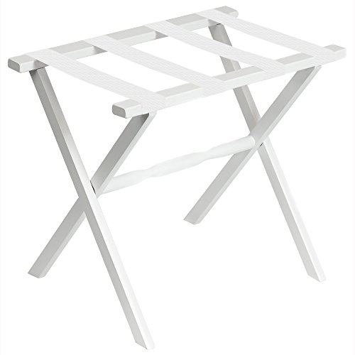 Fantastic Deal! Fine Folding Furniture 1003w Luggage Rack