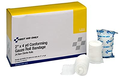First Aid Only 5-6600 Stretch Gauze Bandage by First Aid Only