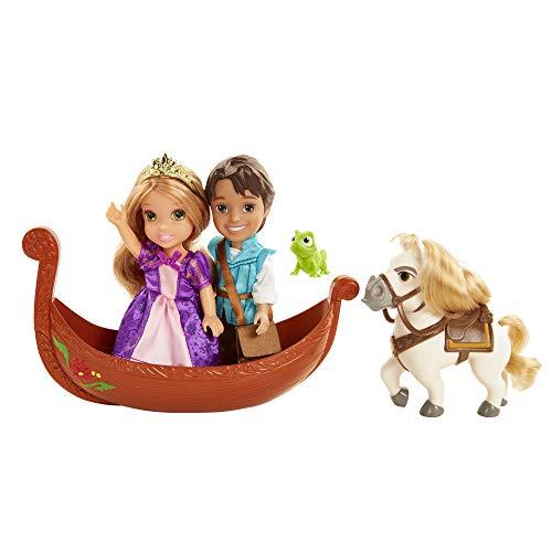 Disney Princess Rapunzel & Flynn Doll Petite Storytelling Gift Set