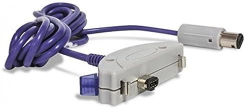 Link-e ® : Cable De Conexión Para La Consola De Videojuegos Nintendo Gamecube Y GameBoy Advance (GBA, GBA SP, Pokemon, Link...)