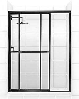 Amazon Com Black Shower Doors Showers Tools Home Improvement