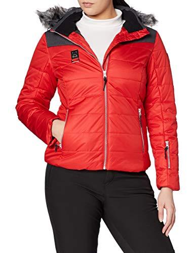 ICEPEAK Damen PRIDIE Jacke, klassisch rot, 40.0