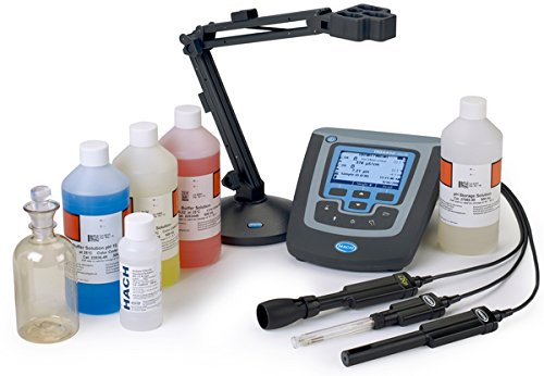 Hach 8508700 Challenge the lowest price Luxury HQ440d Benchtop Package Water Quality Complete