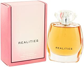 Realities by Liz Claiborne for Women - Eau de Parfum, 50ml for Women - Eau de Parfum, 50ml
