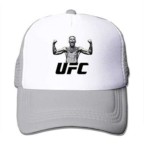 XCarmen Black Conor Mcgregor Art Design Cool Hat Strapback Hats Ash