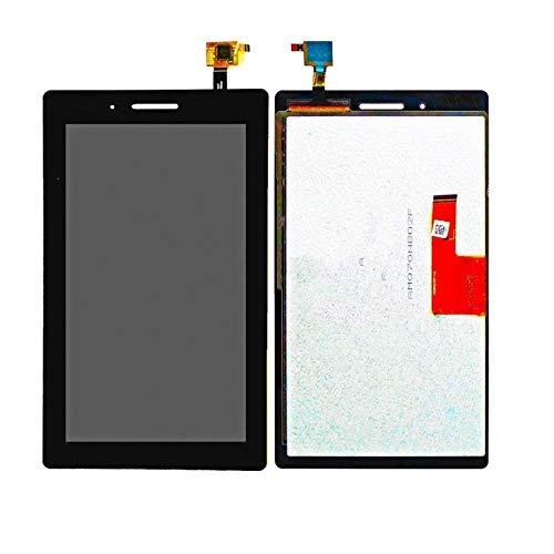 Monitor de Pantalla Plana Pantalla LCD de 7 con Pantalla táctil digitalizador/Ajuste for Lenovo Tab 3 710 710 Tab3 Esencial TB3-710L TB3-710I TB3-710F TAB3-710F (Color : LCD No Frame)