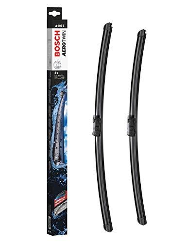 Bosch Scheibenwischer Rear H251, Länge: 250mm – Scheibenwischer für Heckscheibe