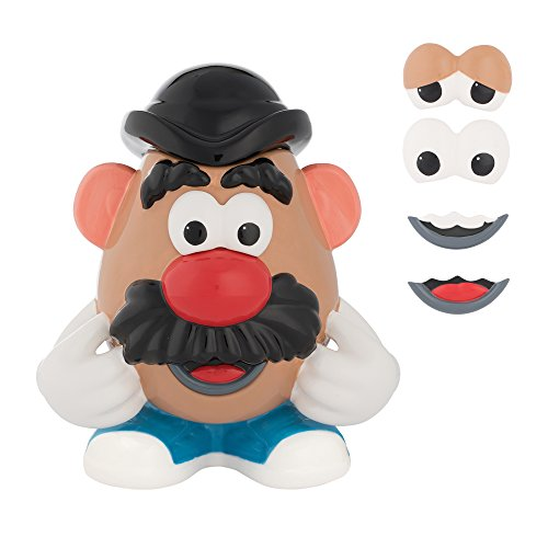 Mr. Potato Head Ceramic Sculpted Cookie Jar