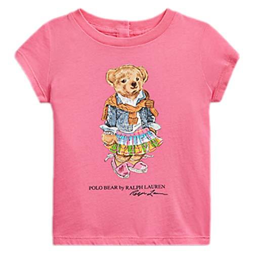 Polo RALPHLAUREN -310790408001 - Camiseta Manga Corta BEBÉ NIÑA