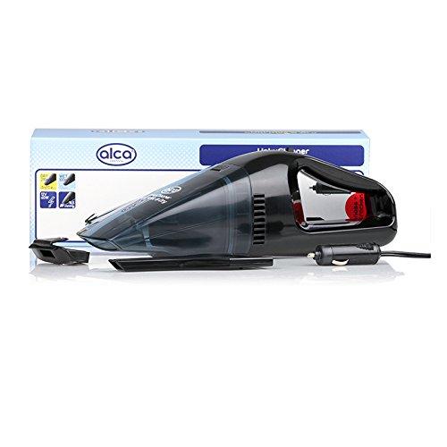 alca® Auto Staubsauger Tragbarer Handstaubsauger Handsauger12 V nass/trocken