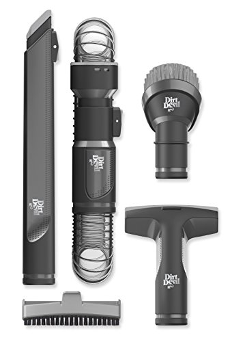 Dirt Devil M070 Blade PRO-KIT, Plastik, grau