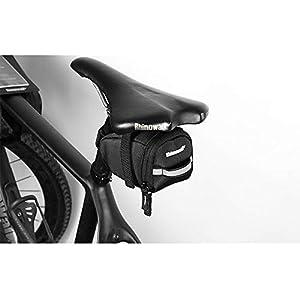 Honmei Bolso Ultraligero de la Bicicleta de la Cola de la Bici del Camino Bolso Interno del Almacenamiento del Tubo de la Bicicleta de Camino