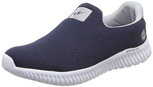 Campus Men's Oxyfit Blu/Gry Running Sport Shoe-8 UK/India (42 EU) (CG-02-BLU/GRY-8)