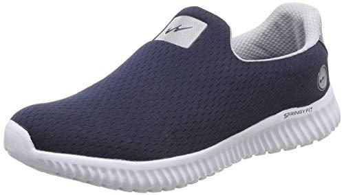 Campus Men's Oxyfit Blu/Gry Running Shoes-9 UK/India (43 EU) (CG-02-BLU/GRY-9)